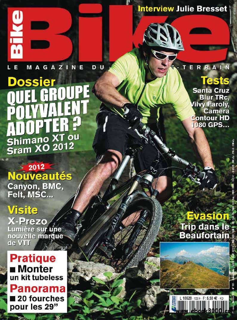 BIKE October 2011 (Octobre 2011) free download