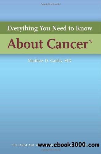 Everything You Need to Know About Cancer in Language You Can Actually Understand free download