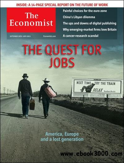 The Economist Audio Edition - September 10th - 16th 2011 free download