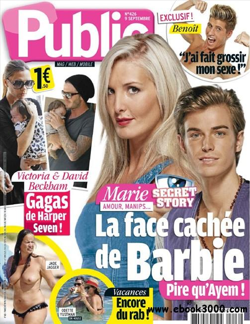 Public N 426 du 9 au 15 Septembre 2011 free download