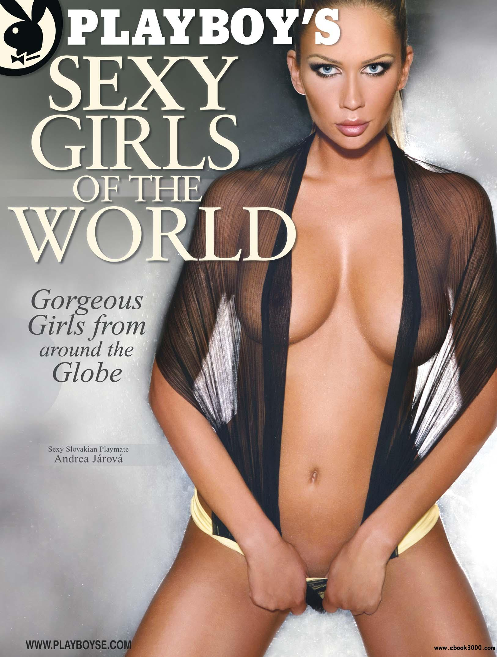 Playboy's Sexy Girls of the World 2010 free download