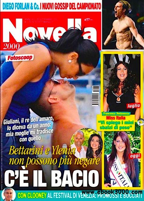 Novella 2000 N 37 - 15 Settembre 2011 free download