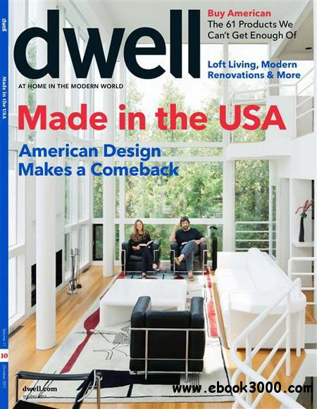Dwell magazine - October 2011 free download