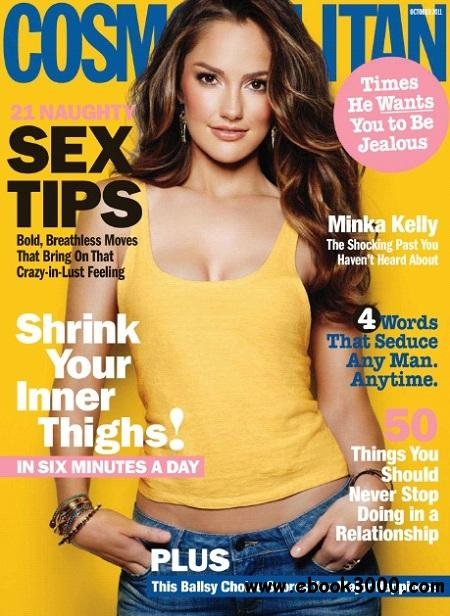 Cosmopolitan - October 2011 free download