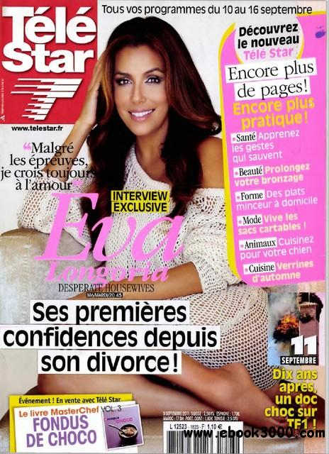 Tele Star N 1823 du 10 au 16 Septembre 2011 free download