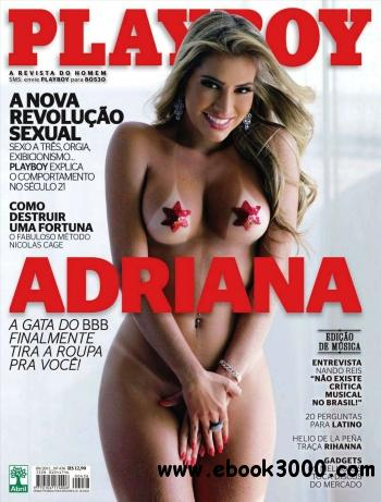 Playboy Brazil - September 2011 free download