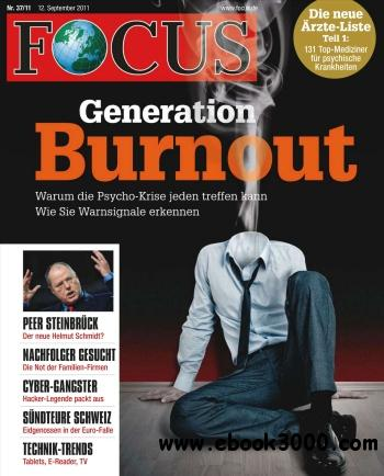 Focus Germany - 12 September 2011 free download