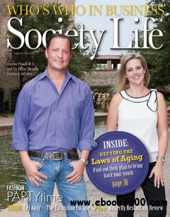 Society Life - September 2011 free download