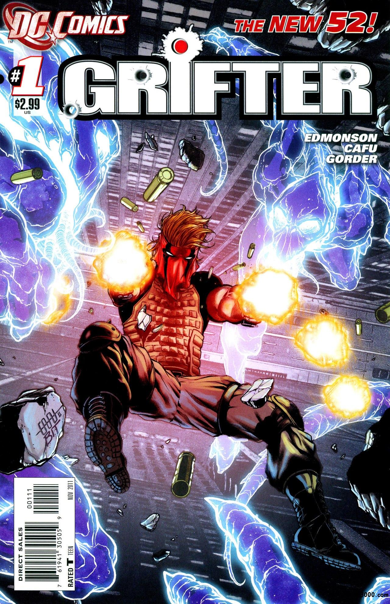 Grifter #1 (2011) free download