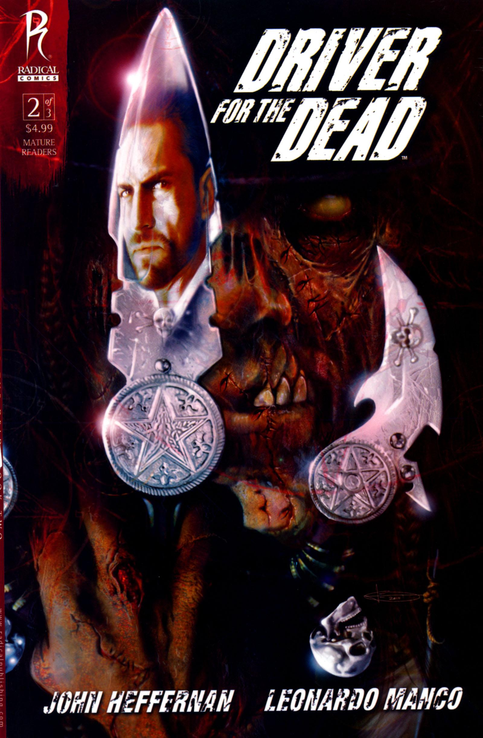 Driver For The Dead #2 (of 03) (2010) free download