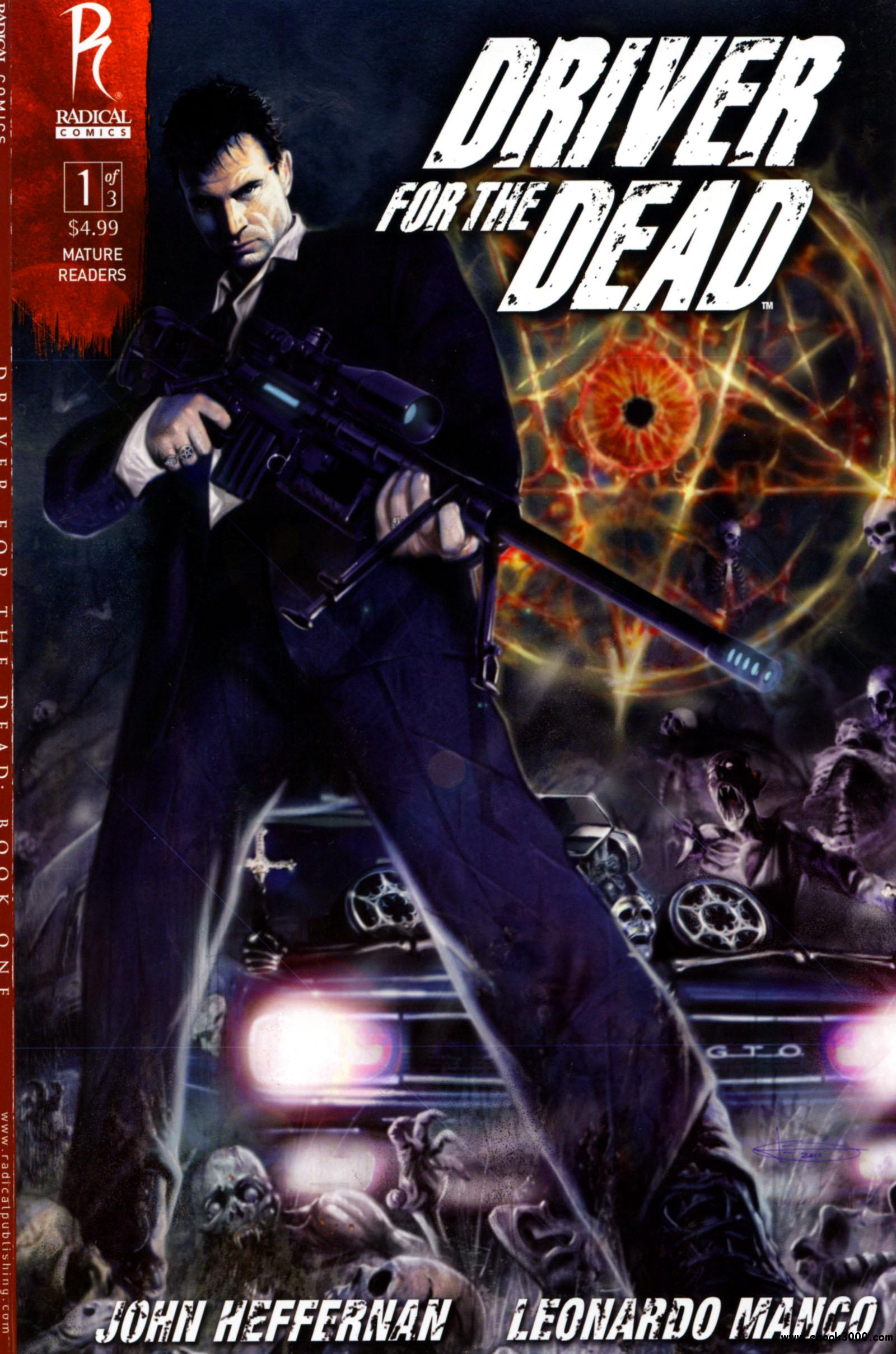 Driver For The Dead #1 (of 03) (2010) free download