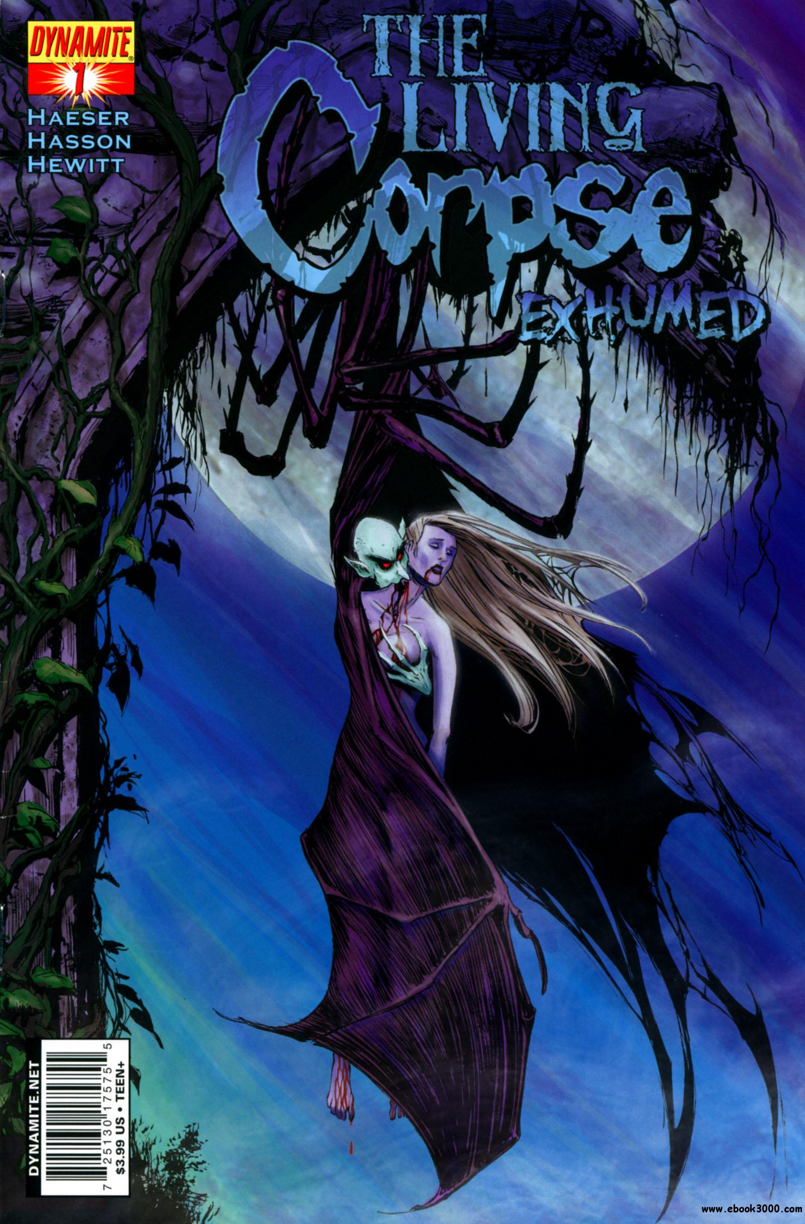 The Living Corpse - Exhumed #1 (2011) free download