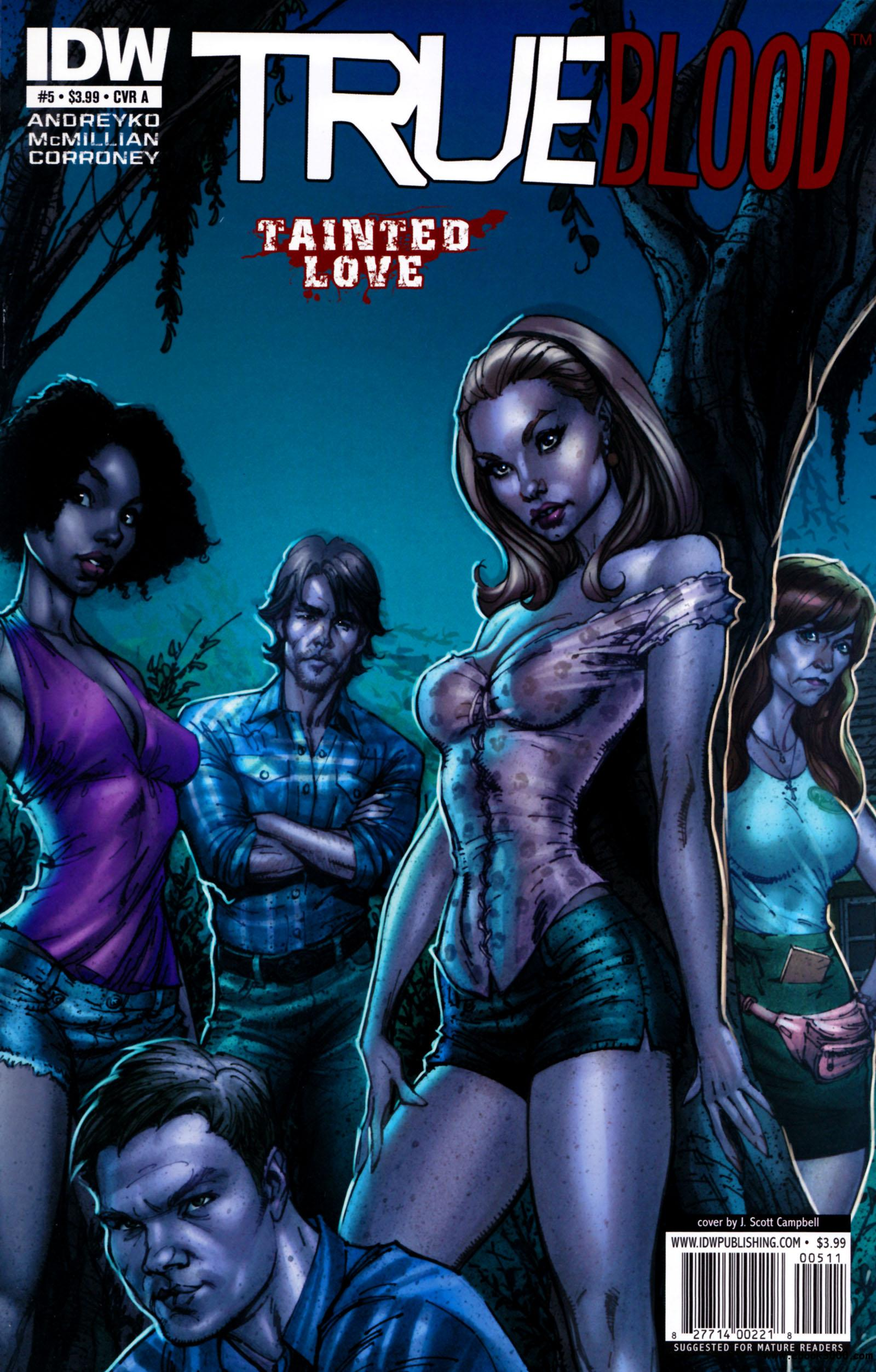 True Blood - Tainted Love #5 (of 06) (2011) free download