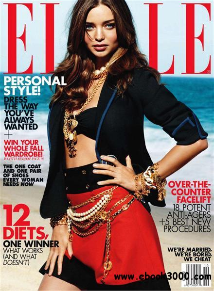 ELLE - October 2011 free download
