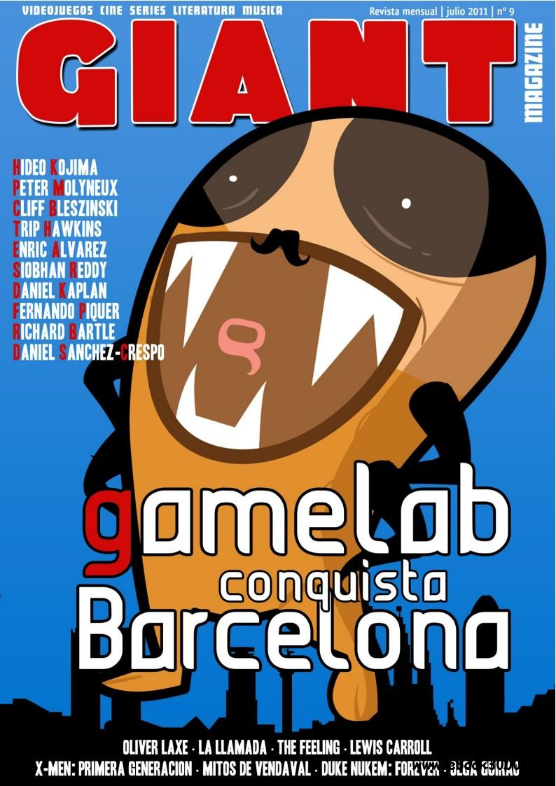 Giant Magazine - Julio 2011 free download