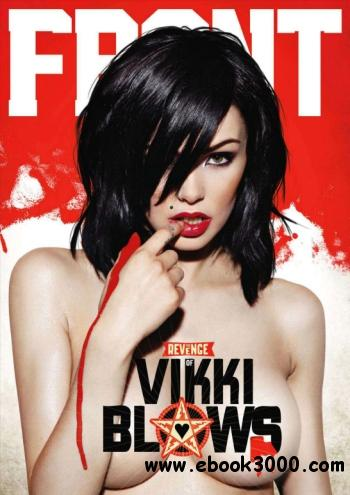 FRONT Magazine - Issue 160, 2011 free download