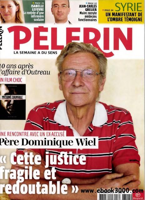 Pelerin N 6719 du 8 au 14 Septembre 2011 free download