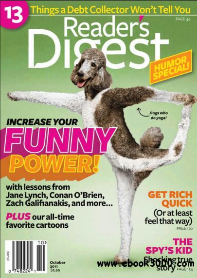 Readers Digest October 2011 free download