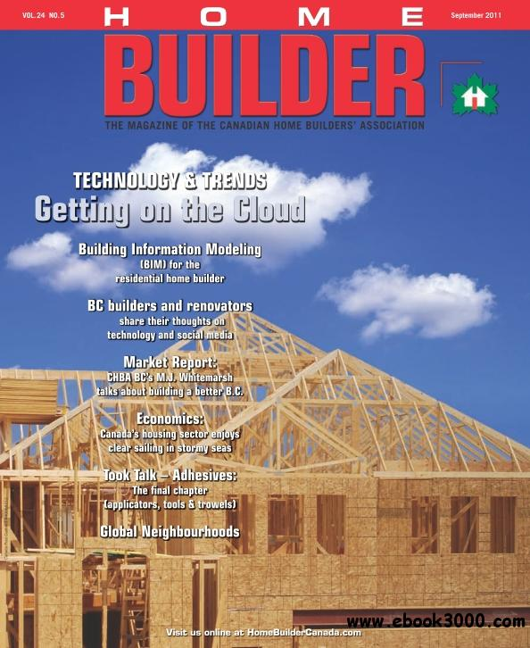 Home Builder - September 2011 free download