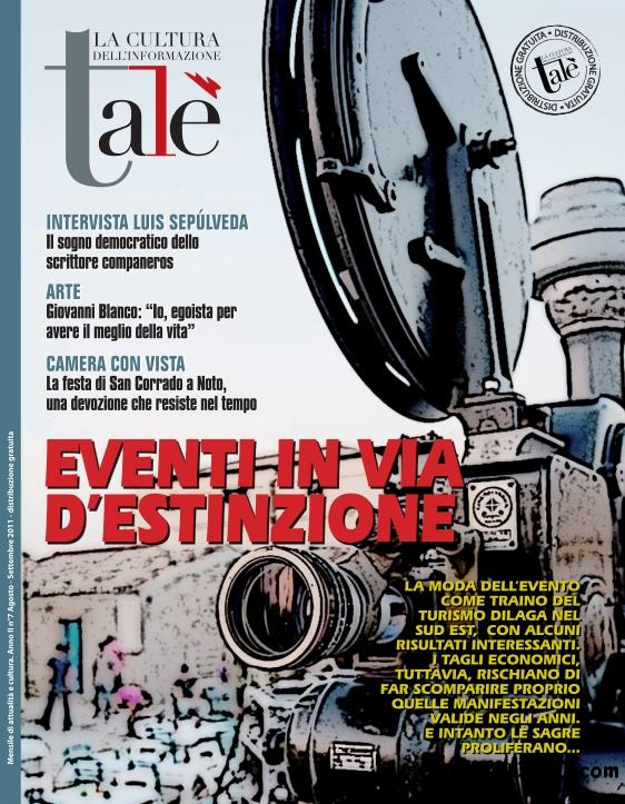 Tale - Agosto/Settembre 2011 free download