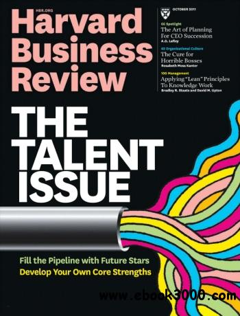 Harvard Business Review - October 2011 free download