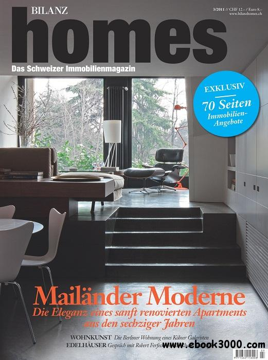 Homes - September 2011 free download