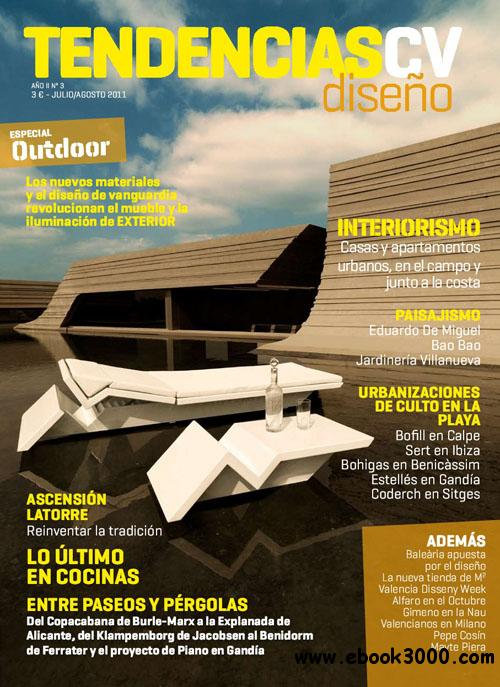 Tendencias cv Diseno - Julio-Agosto 2011 free download