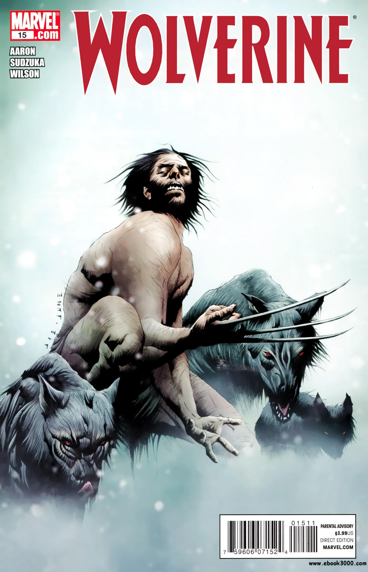 Wolverine #15 (2011) free download