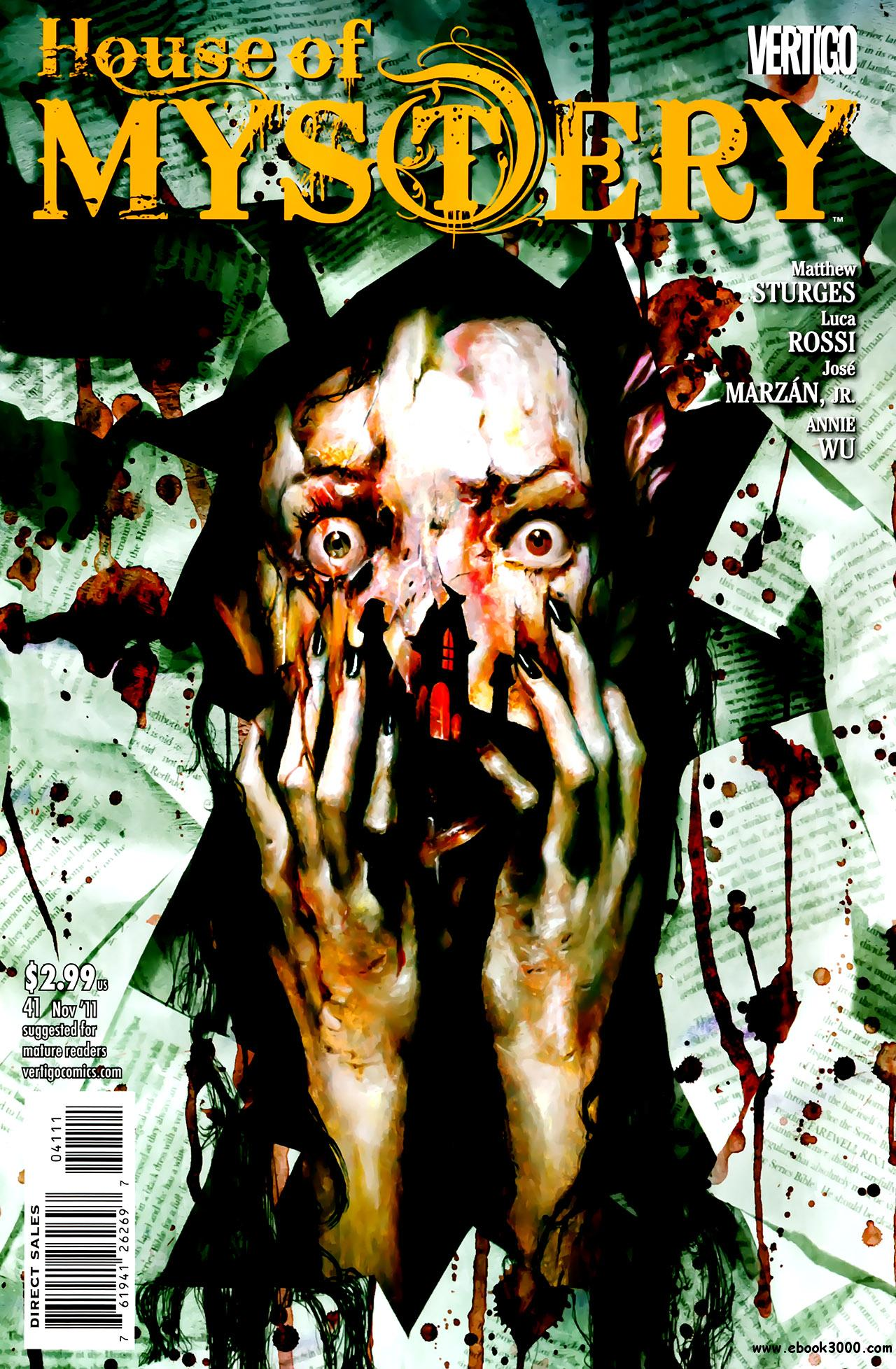 House of Mystery #41 (2011) free download