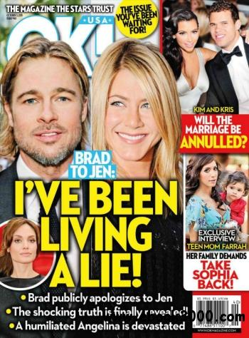 OK Magazine - 03 October 2011 free download