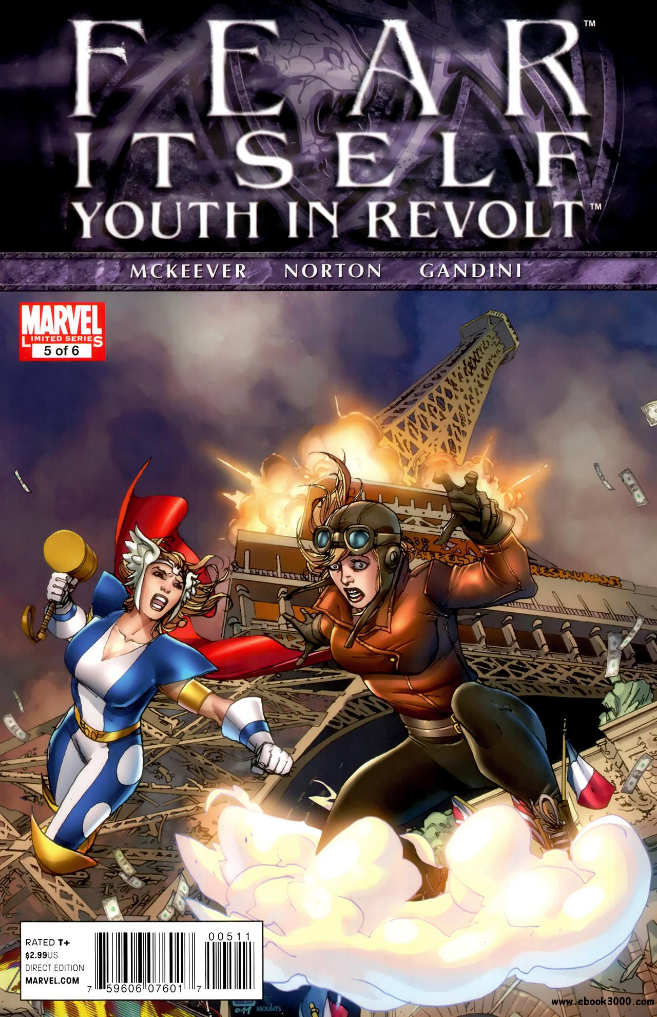 Fear Itself - Youth in Revolt #5 (2011) free download