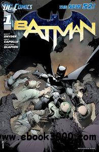 Batman #1 (2011) free download
