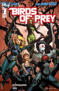 Birds of Prey #1 (2011) free download