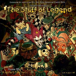 The Stuff of Legend - A Jester's Tale #2 (of 04) (2011) free download