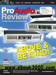 ProAudio Review - September 2011 free download