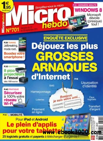Micro Hebdo - 22 Septembre 2011 free download