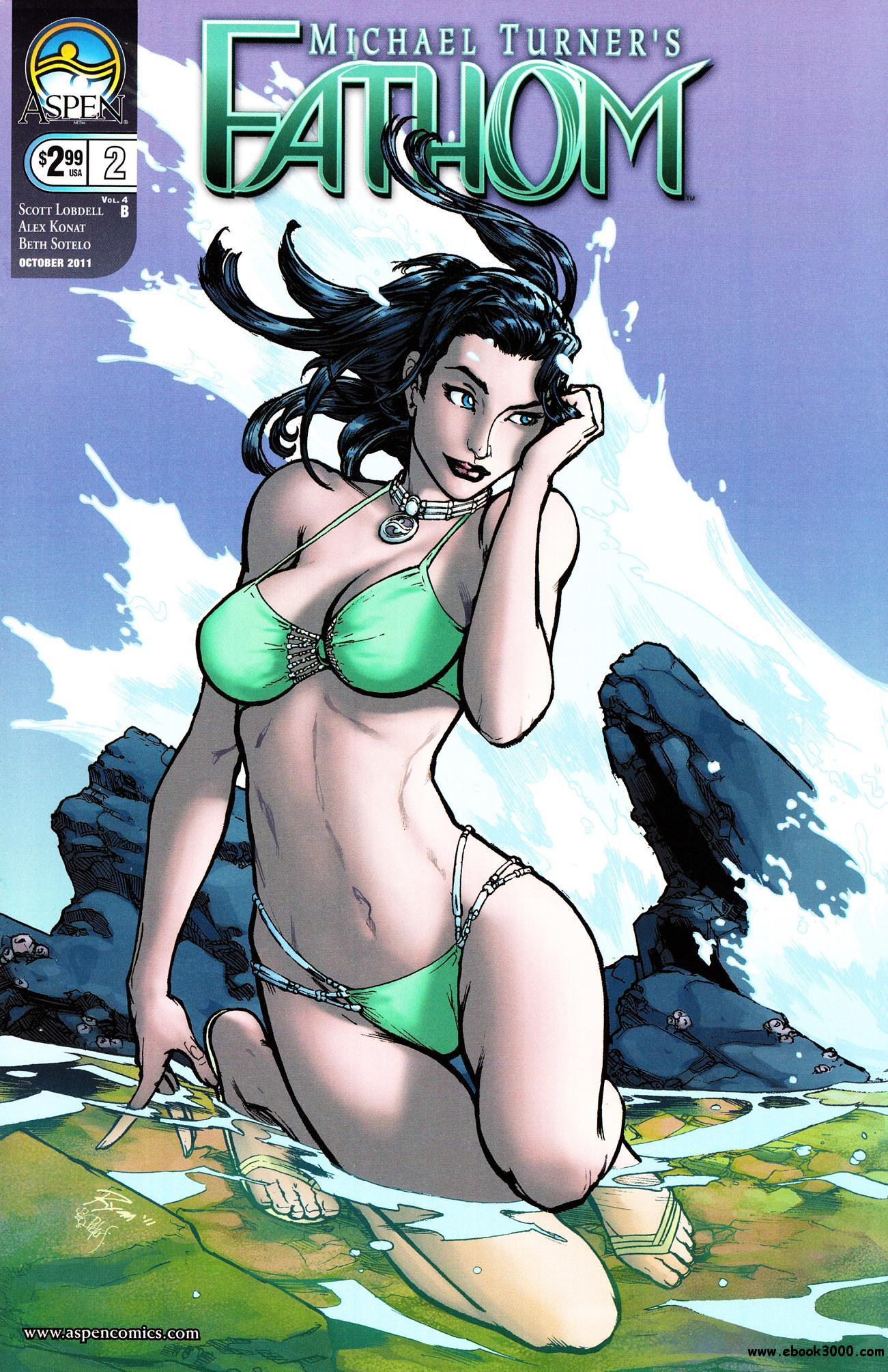 Fathom Vol. 4 #2 (2011) free download