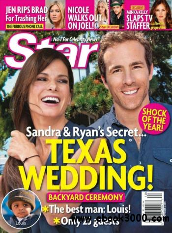 Star Magazine - 03 October 2011 free download