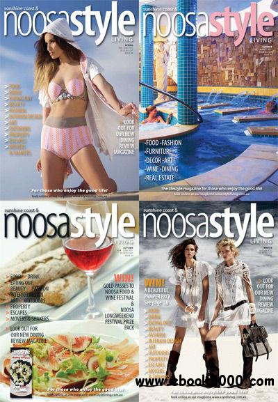 Noosa Style Living 2011 Full Year Collection free download