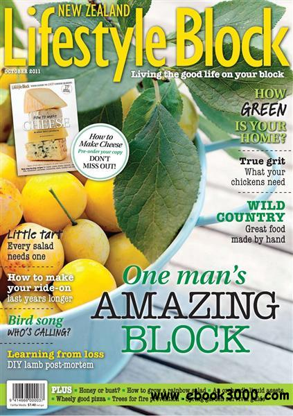 Lifestyle Block - October 2011 / New Zealand free download