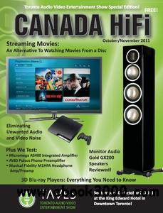 Canada HiFi - October/November 2011 free download