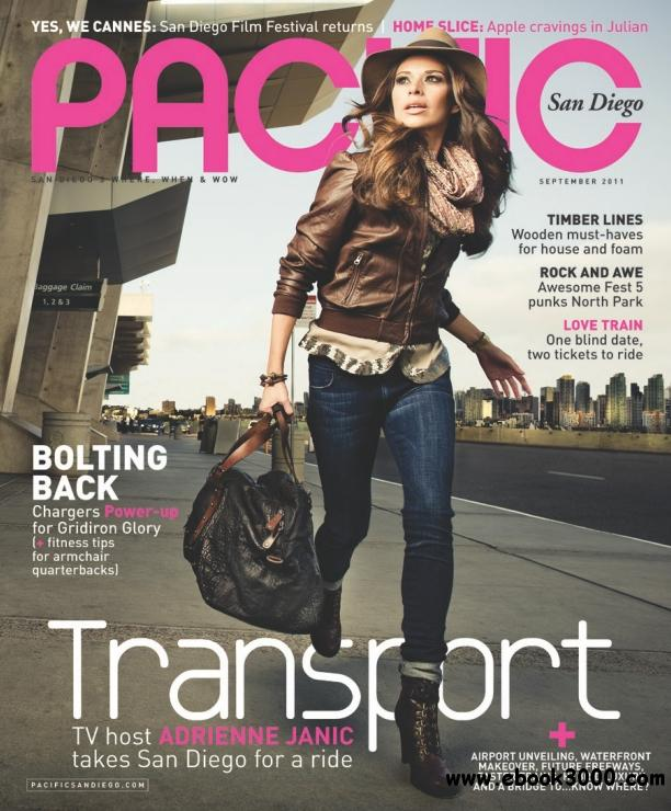 Pacific - September 2011 free download