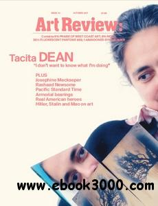 ArtReview - October 2011 download dree