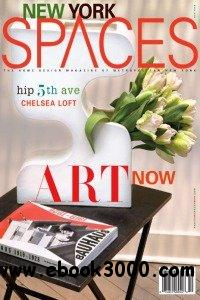 New York Spaces - October 2011 free download