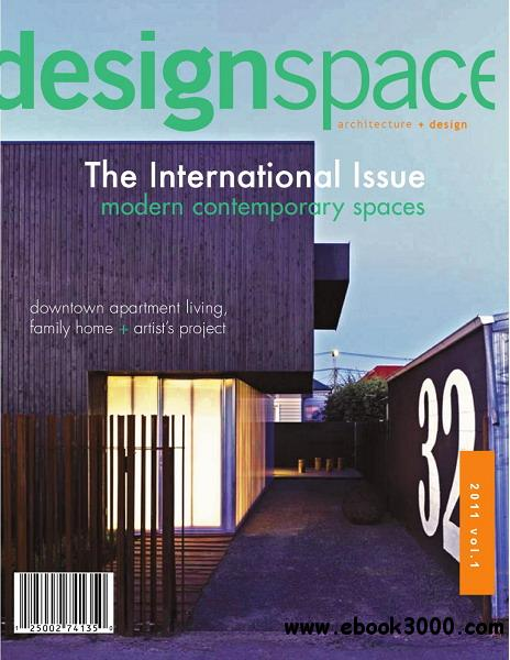 Design Space Magazine 2011 Vol.1 free download