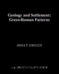 Geology and Settlement: Greco-Roman Patterns free download