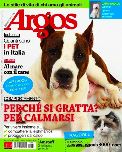 Argos - Agosto 2011 free download