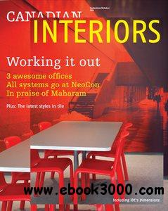 Canadian Interiors - September/October 2011 free download