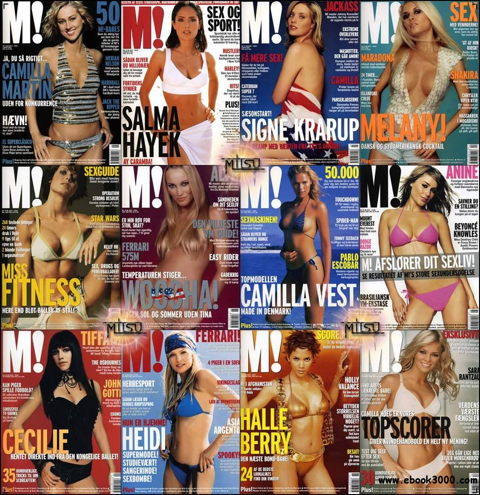 M - Full Year 2002 Issues Collection free download