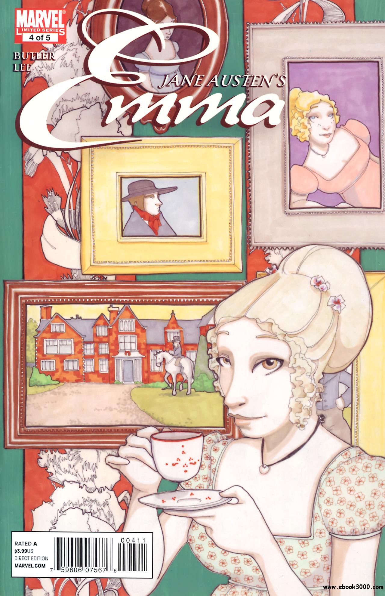 Emma #4 (of 05) (2011) free download